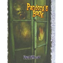 Promethean Pandoras Book