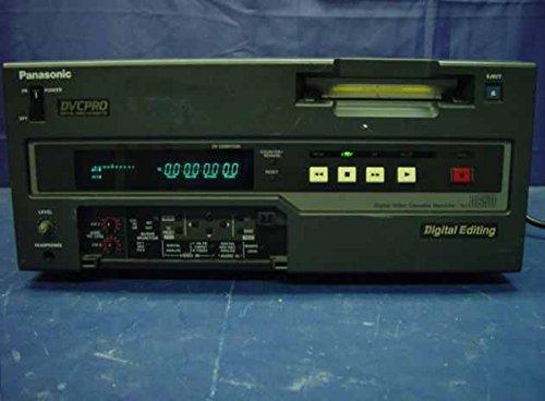 PANASONIC DVCPRO AJ-D650P DIGITAL VIDEO PLAYER RECORDER (Panasonic Dvc Pro compare prices)