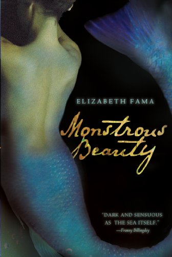 Cover of Monstrous Beauty