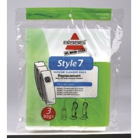 BISSELL Style Vacuum Bag 32120