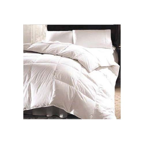 MARRIKAS Light Weight White Goose Down TWIN Comforter