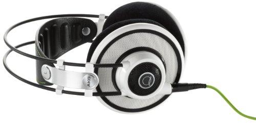 AKG Q701 Quincy Jones Reference Class Premium Headphones - White