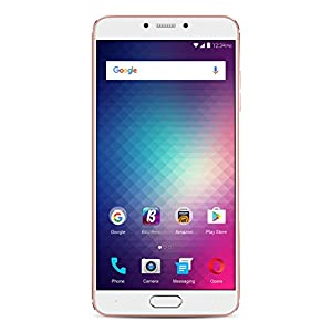 BLU VIVO 6 4G LTE SIM-Free Smartphone (64 GB and 4 GB RAM) - Rose Gold
