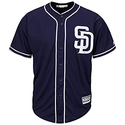 San Diego Padres 2016 Cool Base Replica Alternate Navy MLB Baseball Jersey
