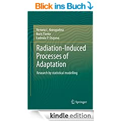 Radiation-Induced Processes of Adaptation: Research by statistical modelling