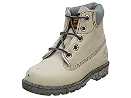 Timberland Toddlers Prem Boot Style:10808-Cement NBK Size: 12