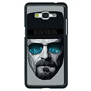 EYP Breaking Bad Heisenberg Back Cover Case for Samsung Grand Prime