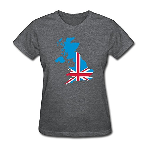 Ptcy Make Your Own Girls' Tshirt Fashion Great Britain Uk Us Size Xs Deepheather