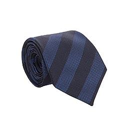 Park Avenue Dark Blue Men's Neck Tie