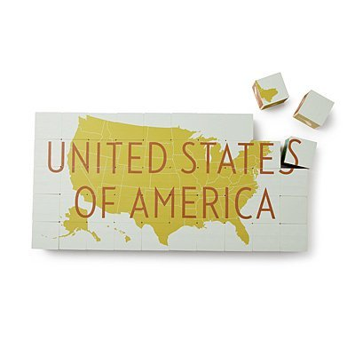 Uncle Goose United States Blocks - Made in USA - 1