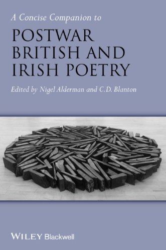 A Concise Companion to Postwar British and Irish Poetry (Concise Companions to Literature and Culture)