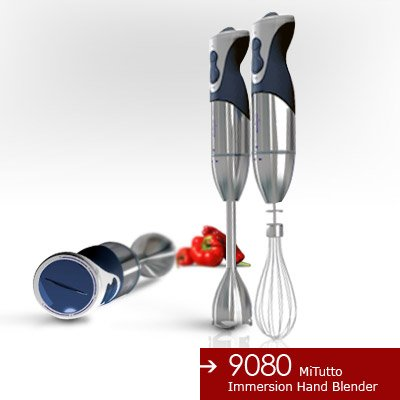 Kitchen Aid Immersion Blender Nonstick