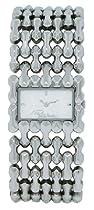 Roberto Cavalli Oryza R7253124015 Womens Analog Silver Tone Mesh Bracelet Watch