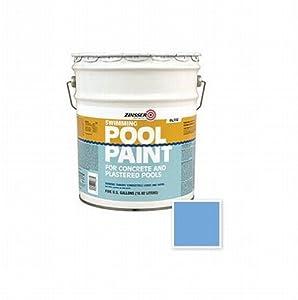 Sale Zinsser 5gal Blu Swimming Pool Paint Reviews Rn 68j
