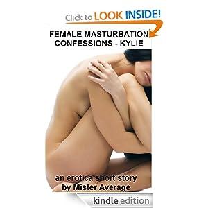 Female confessions masturbation