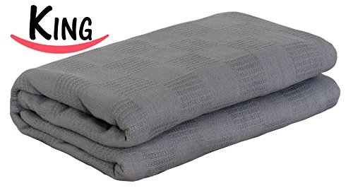 Grey King Size Bedding front-1032848