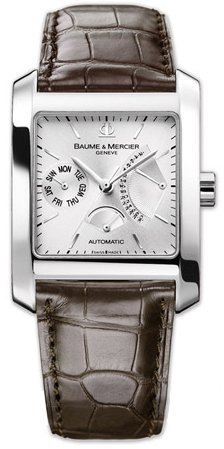 Baume & Mercier Baume Mercier Hampton Classic Square Mens Watch 8757