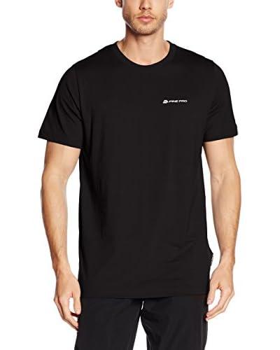 Alpine Pro T-Shirt Manica Corta Thanos [Nero]