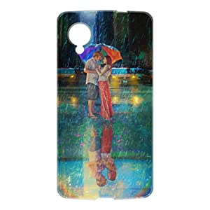 a AND b Designer Printed Mobile Back Cover / Back Case For LG Google Nexus 5 (NEXUS_5_3D_667)