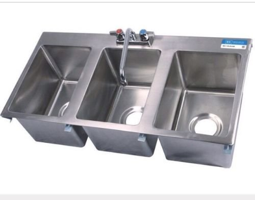 Three Compartment Sink Faucet.Where To Buy Stainless Steel Commercial 3 Three