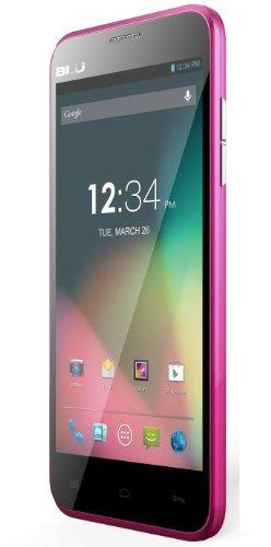 848958007715 - BLU Dash 5.0 D410a Unlocked Dual SIM  GSM Phone (Pink) carousel main 6