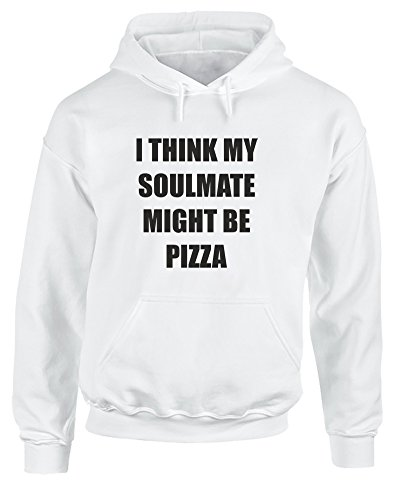 soulmate-might-be-pizza-gedruckt-hoody-pullover-weiss-schwarz-m-96-101-cm