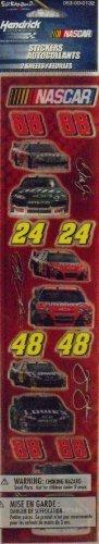 Hendrick Motor Sports NASCAR Stickers
