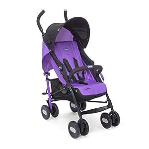 Silla de paseo Chicco Echo 91 Purple Jam