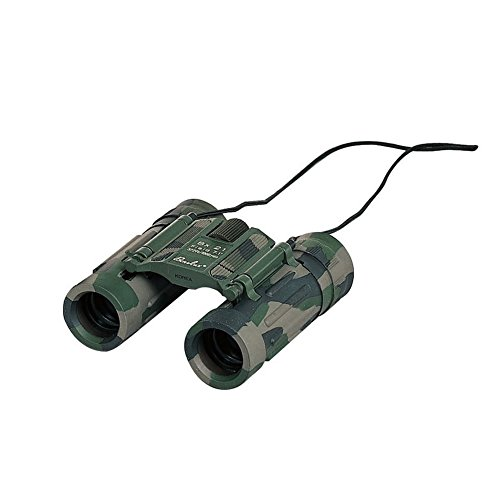 Woodland Camouflage 8 X 21Mm Compact Binoculars