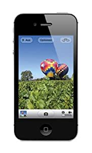 Apple iPhone 4S Smartphone (8,9 cm (3,5 Zoll) Touchscreen Display, 8 Megapixel Kamera, 16GB, UMTS, iOS 5) schwarz