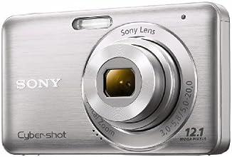 Sony DSC-W310 121MP Digital Camera with 4x Wide Angle Zoom with Digital Steady Shot Image Stabilizat