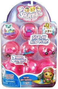 Blip Toys Squinkies Tiny Toys Bubble Pack - Series 4