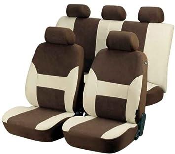 Sitzbezüge blau//schwarz SP MERCEDES A