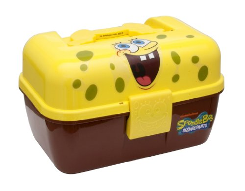 Zebco Spongebob Tackle Box