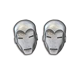 BB Designs Marvel Iron Man 3D Cufflink Set
