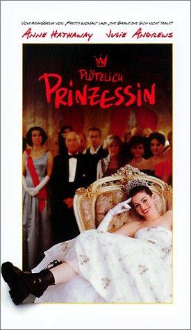 Plötzlich Prinzessin [VHS]