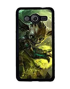 Aart Designer Luxurious Back Covers for Samsung Galaxy Core 2 G 355H + 3D F2 Screen Magnifier + 3D Video Screen Amplifier Eyes Protection Enlarged Expander by Aart Store.