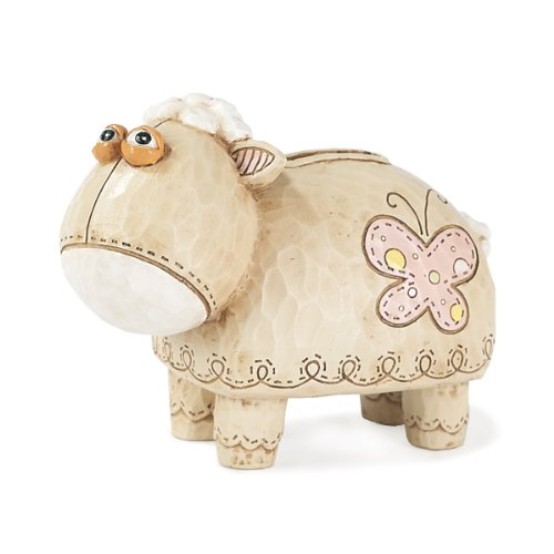 Dicksons Coin Bank, Pastel Lamb