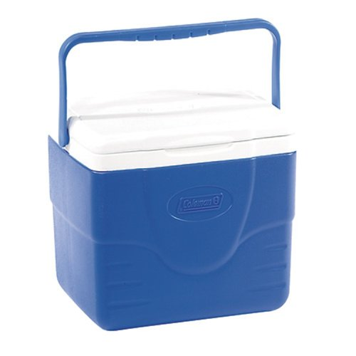 Coleman 9-Quart Excursion Cooler, Blue