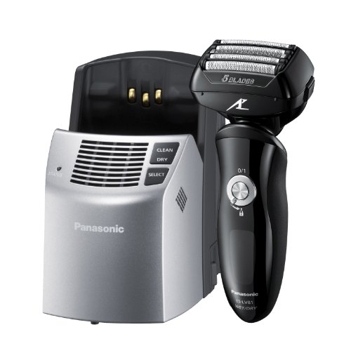 PANASONIC ES-LV81-K803 5-blades Men's Shaver with Linear Motor