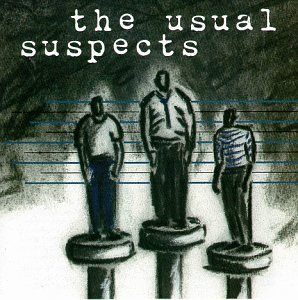Album The Usual Suspects by Ryan Kisor