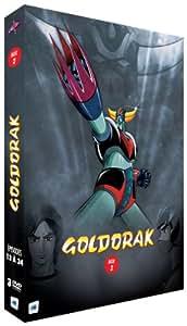 Goldorak - Box 2 - Épisodes 13 à 24 [Non censuré]