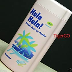 HULA HULA Romance Prickly Heat Ice Powder 200 gm