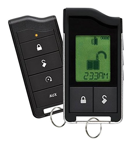 Python 5706P Responder LC3 SST 2-Way Security with Remote Start System (Remote Starter 2 Way compare prices)