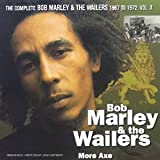 Bob Marley and the Wailers More axe