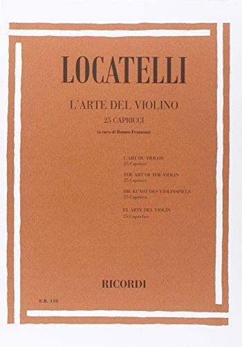 ricordi-locatelli-p-arte-del-violino-violon-classical-sheets-violin