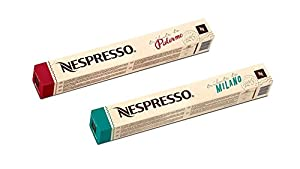 Get Nespresso Limited Edition 2015 Twin Set: Milano and Palermo from Nespresso