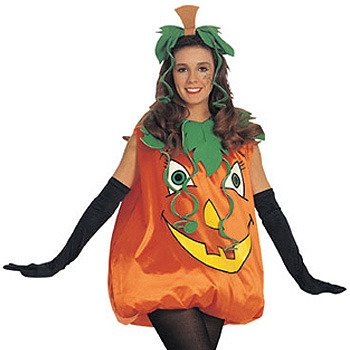 Pumpkin Adult Costume - Standard