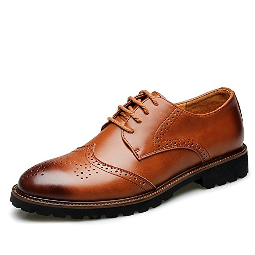 Women Oxford leather shoes E232 (7 B(M)US, A)
