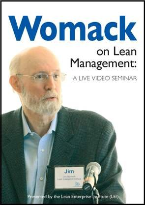 Womack on Lean Management DVD